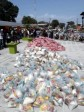 iciHaïti - Croix-des-Bouquets : Distribution de milliers de kits alimentaires