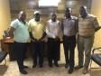 Haiti - Sports : A large football stadium in Croix-des-Bouquets