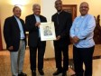 iciHaiti - Religion : Visit of Cardinal Chibly Langlois in Dominican Republic