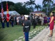 iciHaïti - 242e de l'Indépendance : L'Ambassadrice américaine évoque la bataille de Savannah