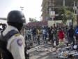 iciHaïti - Émeutes : Arrestation de 64 individus accusés de pillage et de destructions de biens
