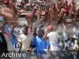 Haïti - Petit-Goâve : Manifestation contre le Président Moïse