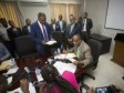 Haiti - Politic : Prime Minister Céant deposited his documents in Parliament