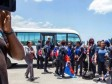 Haiti - Sports : Return to the country of our Grenadières U-20