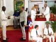 Haïti - Diplomatie : Accréditation de 3 nouveaux Ambassadeurs