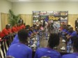 Haïti - Football : Grosses promesses de Moïse aux Grenadiers séniors