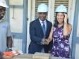 iciHaiti - USA : $200,000 donation for the renovation of Vivianne Gauthier's House