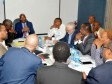 iciHaiti - Culture : Minister Lapin holds his first Strategic Orientation Council