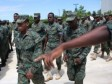 Haiti - FLASH : Recruitment of a class of soldiers