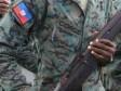 Haïti - FLASH : Reprise du processus de recrutement de soldats de juillet 2017
