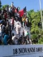 Haiti - Politic : Black and red flag, the OPC indignated at the affront suffered by the Haitian people