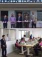 Haiti - Politic : Inauguration of a training center in clothing technology