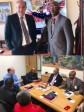 Haiti - Washington : The Minister of Culture strengthens the ties of cooperation with the international