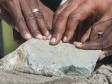 iciHaiti - Fort National : Laying of the first stone of the school and dispensary of the Sisters of St. Anne
