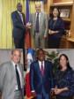 iciHaïti - USA : Kenneth Merten souligne le partenariat du gouvernement américain