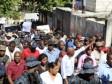 iciHaïti - Politique : Le Président Moïse fait du porte à porte à Pèlerin 5