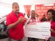iciHaïti - Social : Remise de Prix du concours «Mega Promo» de Digicel