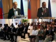 Haiti - Social : Official Launch of the Food and Nutrition Security Program