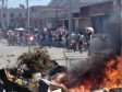 Haïti - FLASH : 2e jour de manifestations violentes au moins 3 morts et de nombreux blessés...