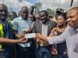 iciHaïti - Croix-des-Bouquets : 7 millions pour la nouvelle place publique de Bon Repos