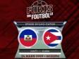 iciHaïti - Ligue des Nations : Haïti - Cuba au stade Sylvio Cator