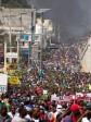 Haïti - Sécurité : 205 manifestations depuis décembre, la PNH à la limite de ses capacités