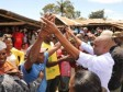 iciHaiti - Politic : The Head of State visits Cornillon Grand-Bois