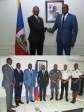 iciHaïti - Sécurité : Le nouveau Premier Ministre a.i s'est réuni avec les membres du CSPN