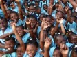 Haiti - Education : Only 50% of children attend school