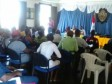 Haiti - Cap-Haitien : D-1, Kick-off of a pilot project of waste collection