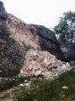 Haiti - Heritage : Beginning of the work of protective measures at Fort Jacques