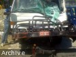 iciHaiti - Security : Heavy road toll in June, 103 accidents, at least 228 victims