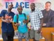 iciHaïti - Gold Cup : Kalfou Richès rend un hommage artistique à Dukens Nazon