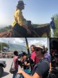 iciHaiti - Tourism : The famous producer Joanna Lumley shots a documentary in Haiti