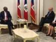 iciHaiti - Canada : Ambassador Frenette at the end of his mission talks with Moïse