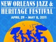 Haiti - Culture : Haiti at the New Orleans Jazz & Heritage Festival