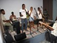 Haiti - Culture : Final straight for the finalists of the music contest