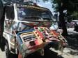 iciHaïti - Sécurité : Hausse de 44% du nombre d'accidents 76 victimes de la route