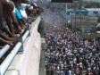 Haiti - FLASH : Very impressive anti-government carnival demonstration