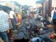 iciHaïti - Petit-Goâve : Tentative d'incendie du Marché communal