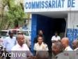 iciHaïti - Politique : Le Président Moïse en tournée de commissariats