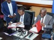 Haiti - FLASH : The State signs an economic governance pact with the BRH