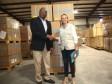 iciHaïti - UNICEF : Don de 26 tonnes de médicaments et d'équipements d'urgence