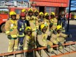 iciHaïti - Sécurité : Graduation et certification de 10 instructeurs de Sapeurs Pompiers