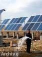 iciHaïti - Agriculture : Moïse promet 150 pompes solaires pour l'irrigation