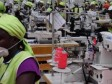 Haiti - Economy : The textile sector has lost nearly 3,000 jobs