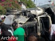 iciHaiti - Road safety : 59 accidents at least 113 victims