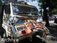 iciHaiti - Road safety : 18 accident, at least 26 victims