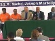 Haiti - Climate : Michel Martelly visited the COUN