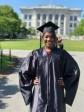 iciHaiti - Haward School : Danta R. Bien-Aime obtains his master's degree in public health
